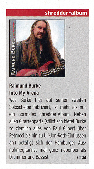 guitar.de Article